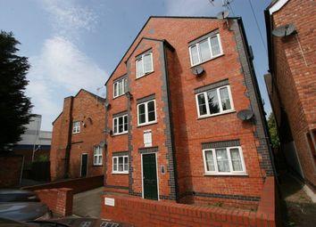 Thumbnail 1 bedroom flat to rent in Bridge Lodge, Bridge Street, Loughborough