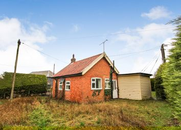 Thumbnail 1 bed bungalow to rent in Methersgate Hall Estate, Sutton, Woodbridge