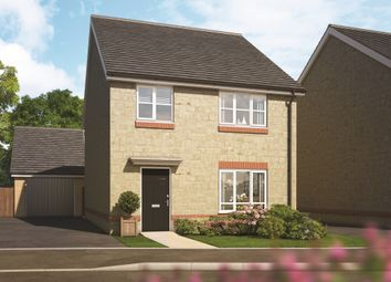Thumbnail 4 bed detached house for sale in Gentian Mews, Harwell, Didcot