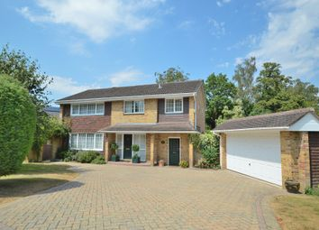 Thumbnail 4 bed detached house for sale in Thornbury Wood, Chandler's Ford, Eastleigh