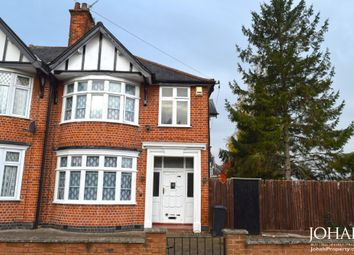 Thumbnail 4 bed semi-detached house to rent in Dumbleton Avenue, Rowley Fields, Leicestershire