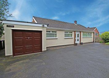 Thumbnail 3 bed detached bungalow for sale in Penygarn Road, Penygarn, Pontypool, Torfaen