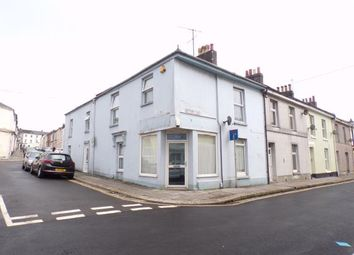 Thumbnail 4 bed end terrace house for sale in Mutley, Plymouth, Devon