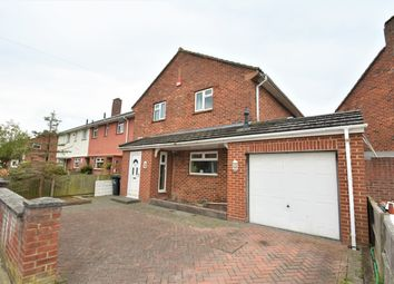 Thumbnail 3 bed end terrace house for sale in Tukes Avenue, Gosport