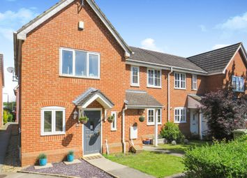 Thumbnail 2 bed end terrace house for sale in Oriel Close, Wolverton, Milton Keynes