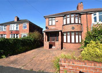 Thumbnail 3 bed semi-detached house for sale in Leslie Avenue, Bury, Lancashire