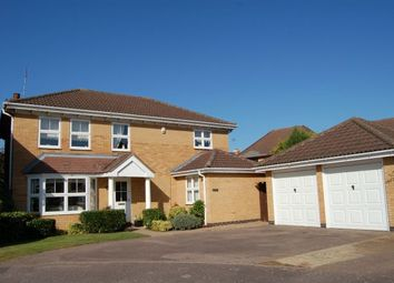 4 bed detached house for sale in Kirby Close, Wootton, Northampton NN4