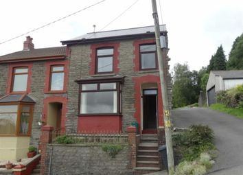 Thumbnail 3 bed end terrace house to rent in Elizabeth Street, Abercynon, Rhondda Cynon Taf