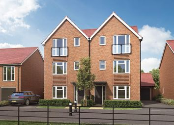 Thumbnail 4 bed semi-detached house for sale in Vulcan Parkway Off Wargrave Road, Newton-Le-Willows
