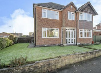 Thumbnail 3 bed detached house for sale in Charnwood Avenue, Beeston, Nottingham
