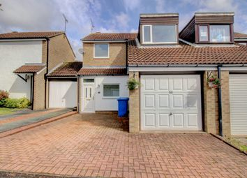 Thumbnail 3 bed semi-detached house for sale in Arkle Court, Alnwick