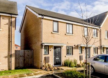 Thumbnail 2 bed terraced house for sale in Forest Grove, Swaffham