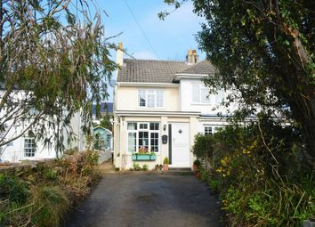 Thumbnail 2 bed end terrace house for sale in Church Road, Charlestown, St Austell, Cornwall