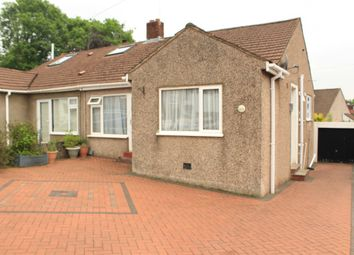 Thumbnail 2 bedroom semi-detached bungalow for sale in Cefn Nant, Rhiwbina, Cardiff