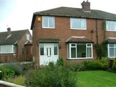 Thumbnail 3 bed semi-detached house to rent in Chatsworth Rise, Pudsey