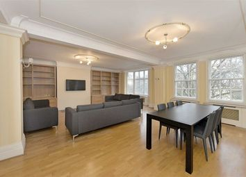 Thumbnail 4 bedroom flat to rent in Strathmore Court, London