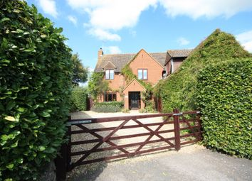 Thumbnail 5 bedroom detached house for sale in Church Farm Lane, South Marston