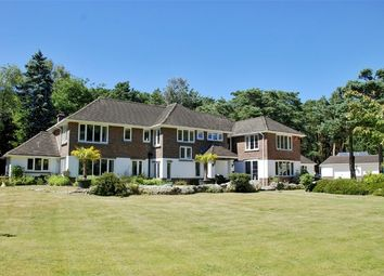 Thumbnail 5 bed detached house for sale in Sandy Down, Lymington, Hampshire