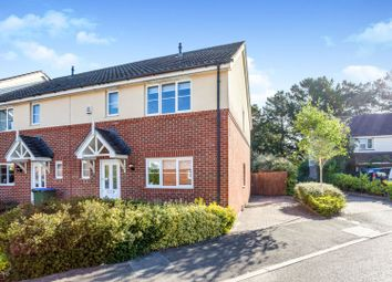 Thumbnail 3 bed end terrace house for sale in Deer Way, Horsham