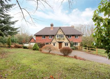 Thumbnail 6 bed detached house for sale in Bashurst Copse, Itchingfield, Horsham, West Sussex