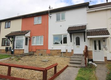 Thumbnail 2 bed terraced house for sale in Bishopswood, Brackla, Bridgend.