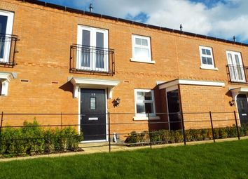 Thumbnail 2 bed town house to rent in Wyvil Close, Ashby De La Zouch