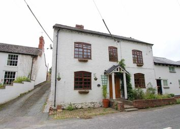 Thumbnail 4 bed semi-detached house for sale in Ty Mawr, High Street, Llanfair Caereinion, Powys