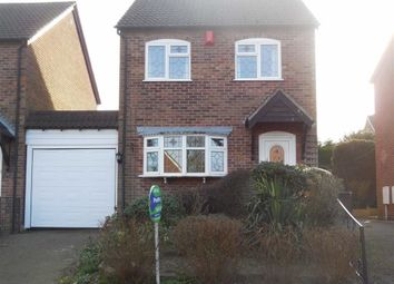 Thumbnail 3 bed detached house for sale in The Drive, Barwell, Leicester