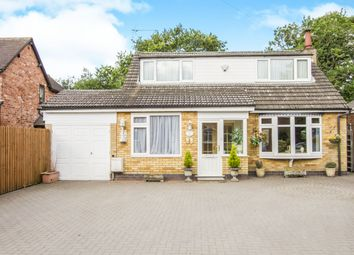 Thumbnail 3 bed detached house for sale in Green Lane, Balsall Common, Coventry