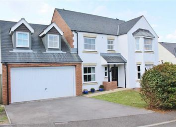 Thumbnail 4 bedroom detached house for sale in William Gammon Drive, Mumbles, Swansea