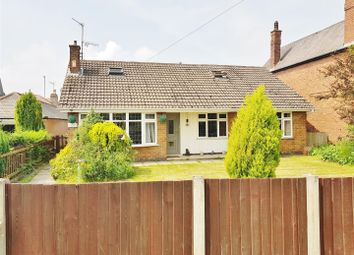 Thumbnail 3 bed detached bungalow for sale in Mansfield Road, Underwood, Nottingham