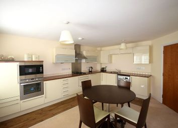 Thumbnail 2 bed flat to rent in Ashford House, 23 St Georges Close, Allestree, Derby