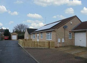 Thumbnail 3 bed bungalow to rent in Dogsthorpe Grove, Dogsthorpe, Peterborough