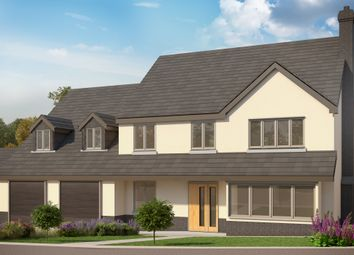 Thumbnail 5 bed detached house for sale in Plot 5, The Limes, Off Brassington Lane
