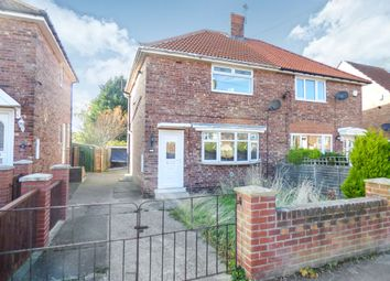 Thumbnail 3 bed semi-detached house to rent in Liddell Terrace, Wheatley Hill, Durham