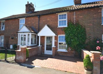 Thumbnail 2 bed cottage for sale in Manor Road, Dersingham, King's Lynn