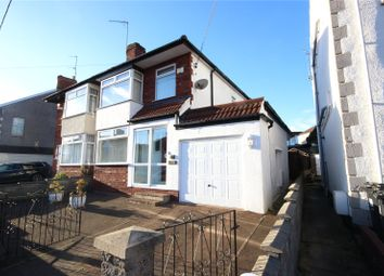 Thumbnail 3 bed semi-detached house for sale in New Cheltenham Road, Kingswood, Bristol
