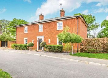 Thumbnail 4 bed detached house for sale in The Green, Dial Post, Horsham, West Sussex