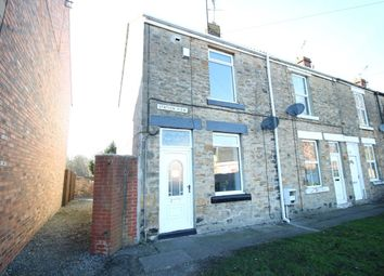 Thumbnail 2 bed terraced house for sale in Station View, West Auckland, Bishop Auckland