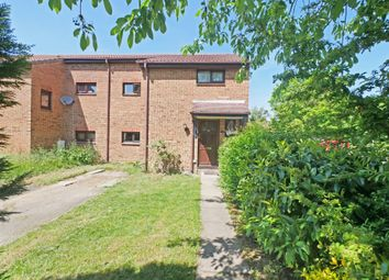 Thumbnail 2 bedroom end terrace house for sale in Verona Close, Cowley