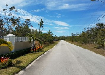 Thumbnail Land for sale in Country Club Estates, Nassau/New Providence, The Bahamas