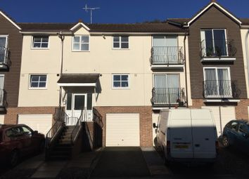 Thumbnail 1 bed flat to rent in White Friars Lane, Plymouth, United Kingdom