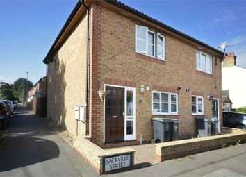 Thumbnail 3 bed end terrace house for sale in Sackville Street, Raunds, Northamptonshire