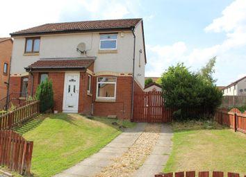 Thumbnail 2 bed semi-detached house to rent in Strathmore Walk, Coatbridge, North Lanarkshire