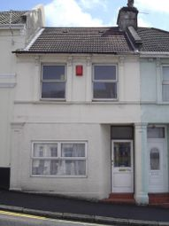 Thumbnail 3 bed terraced house to rent in Mount Pleasant Road, Hastings