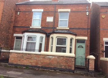 3 bed terraced house for sale in Rosetta Road, Nottingham NG7