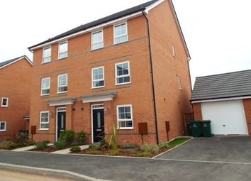 Thumbnail 4 bed property to rent in City Wharf, Coventry