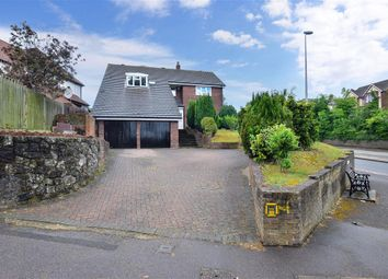 Thumbnail 4 bed detached house for sale in Woodstock Road, Strood, Rochester, Kent