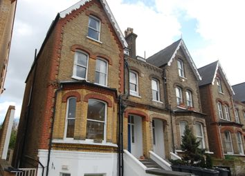 Thumbnail 2 bed flat for sale in Marlborough Road, Chiswick