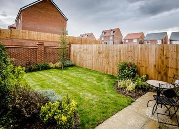 Thumbnail 4 bed semi-detached house for sale in City Fields, Neil Fox Way, Wakefield